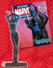 Classic Marvel Figurine Collection #039 Mystique Eaglemoss Publications